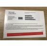 China Paper Box Microsoft Windows 10 Operating System / Windows 10 Oem License wholesale