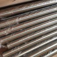 China Raw Forged SS 316 Round Bar  To Be Machined As Propeller Shaft Annealed And Rough Peeled on sale