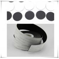 China self adhesive Heavy duty Hook and loop fastener tape on sale