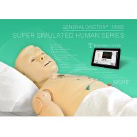 General Doctor Emergency Human Patient Simulator for CPR Training and AED Simulation
