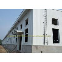China Industrial Construction Workshop Steel Structure Buildings Hot Dip Galvanised wholesale