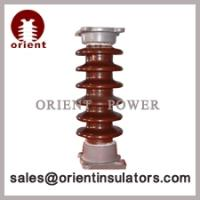 China Porcelain solid core post insulator on sale