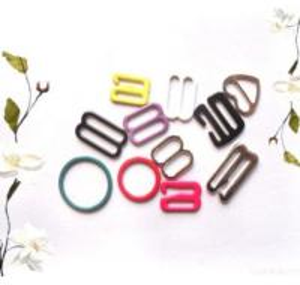China Zin-alloyed Bra Slider Bra Adjuster Underwear Accessories wholesale
