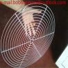 China 保存のための保護カバーの網フィルター監視120mm*120mm/fan監視グリル カバーを放射する120mmの金属ファンのグリル カバー wholesale