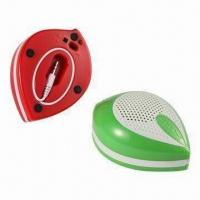 China Phoenix Feather Mini Portable Speakers, Suitable for Home Furnishing and Office wholesale