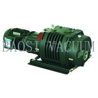 150 L/s 50Hz 3HP Booster Vacuum Pump , Aluminium Alloy Made BSJ150L Vacuum Booster Pump