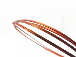 China 5mm X 2mm Transformer Continuously Transposed Cable wholesale
