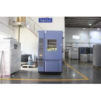 China 3 Phase Thermal Shock Test Chamber , Temperature Testing Equipment For Plastic on sale