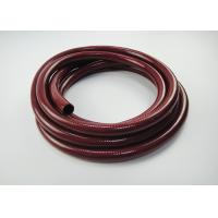 Buy cheap Flexible PVC Plastic Fiber Braided Reinforced Garden Hose Irrigation Pipe Hose from wholesalers