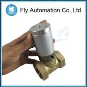 "China Q22HD-32 1 1/4"" DN32 2/2 Way Pneumatic Tube Valve Air Control Valve wholesale"