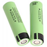 China Brillipower 18650 li ion rechargeable battery cell for panasonic ncr18650b 3400mah 3.7v battery wholesale