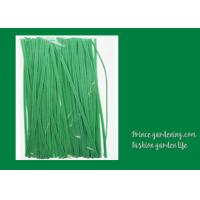 Luster Leaf Twist Garden Plant Ties Strips Green Color ISO 9001 Approved