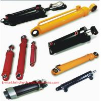 China Customized welded double acting hydraulic cylinder factory from China wholesale