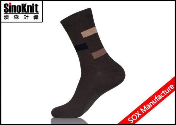 Quality Cotton Business Sock for Man Flat Thin Man Dress Socks Anti-bacterial for sale