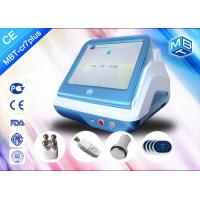 China 220V 3 in 1 Cavitation Slimming Machine , Weight Loss Machine With CE Approved wholesale