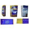 Multi Color BOPP Laminated Woven Sacks , Waterproof Polypropylene Rice Bags for sale