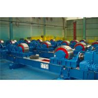 China 2T - 250T Conventional Pipe Welding Machine with Rubber Rollers wholesale