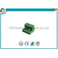 Buy cheap 4 ESTREPTOCOCO elétrico 5.08MM OSTTJ045153 dos conectores 4POS do bloco terminal from wholesalers
