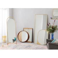 China Durable Framed Bathroom Mirrors Various Sizes With Antique Appearance on sale