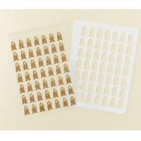 China Plain Unprinted Chocolate Transfer Sheets / Chocolate Transfer Paper 2 Years Shelf Life on sale
