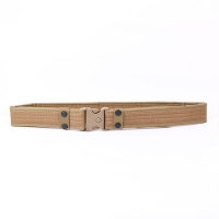China Popular Adjustable Plastic Buckle Outer Military Belt For Army on sale
