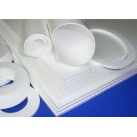 China Virgin Soft Expanded PTFE Sheet Non-Toxic , PTFE Heat Resistance wholesale