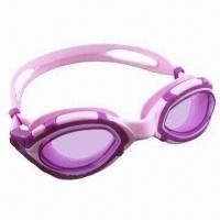 China Swimming Goggles with Mirror Coating wholesale