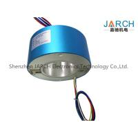 China Industrial 200mm Through Bore Slip Ring IP54 For Semiconductor Handling Systems wholesale