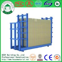 Buy cheap Eps and cement sandwich panel making machine Easy Maintenance from wholesalers