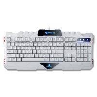 China Waterproof Feature Designs Keyboard White Mechanical Gaming Keyboard wholesale