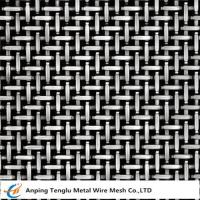 China Stainless Steel Twill Weave Wire Mesh Cloth|Crossed Twilled Wire Fabric wholesale