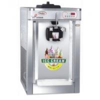 China 1 flavors table type soft ice cream machine wholesale