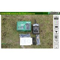 China Hunting Infrared Wide Angle Trail Camera Live Video / game trail camera on sale