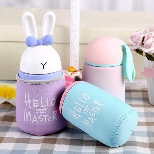 China Portable Kids Neoprene Baby Insulated Bottle Sleeve wholesale