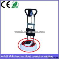 China vibration infrared heat foot massager chair wholesale