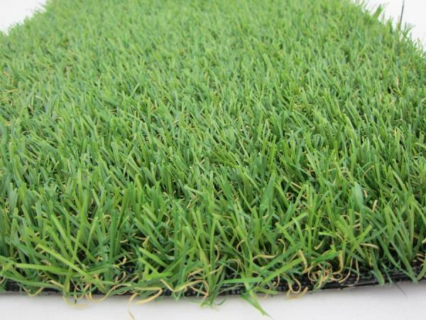 Quality SGS Outdoor Artificial Grass 25mm UV Resistant PP Woven-clothes for sale