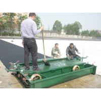 China TPJ-2.5 type paver machine for rubber athletic track wholesale
