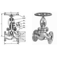 China F310 Stainless Steel Globe Valve-Globe Valve-Valve-ASG Fluid Control Equipment–ASG wholesale