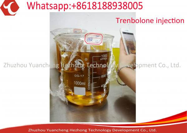 Quality Pharmaceutical chemical Trenbolone Acetate 10161-34-9 Body Building  for Muscle gain for sale