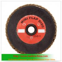 Buy cheap aluminium oxide abrasive flap disc from wholesalers