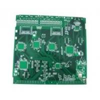 China Green Solder Mask FR4 High Tg PCB Fabrication with Immersion Gold Finishing wholesale