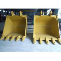 China High Performance Tilting Excavator Bucket Cleaning Hard Soil Wear Resistance wholesale