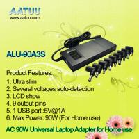 China 90W Universal Notebook AC Adapter Made in China AATUU Factory ALU-90A3S wholesale
