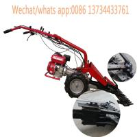 China Agricultural equipment Farm Machinery mini walking tractor grass cutter/sickle bar mower wholesale
