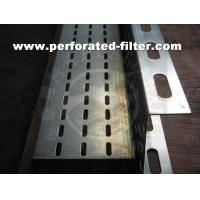 China Perforated Cable Tray,Cable Tray,High Quality Perforated Cable Tray wholesale