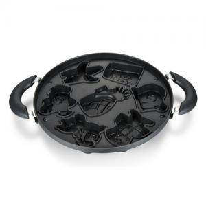 28CM DIE CAST ALUMINIUM NON-STICK CAKE PAN