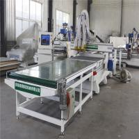 ATC 1325 Cnc Routers For Woodworking Cnc Knife Cutting Machine 1300x2500mm
