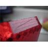 China Odorless Red Metallic Bubble Envelopes  , 245x330 #A4 Bubble Wrap Envelopes wholesale
