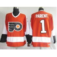 China Wholesale Jersey Philadelphia Flyers 1# Parent Orange on sale