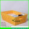 China LDKZ-003 2016 fashion rectangular polypropylene stoage basket box wholesale